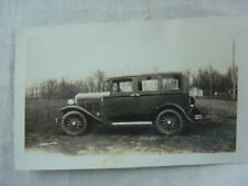 Vintage Car Photo 1929 1930 Chrysler Sedan 822