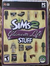 The Sims 2 Glamour Life Stuff PC Games Window 10 8 7 Vista XP Computer expansion
