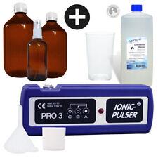 Medionic Ionic-Pulser® PRO 3 Starter-Set - Silbergenerator - Neues Modell