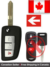 1x New Replacement Keyless Flip Remote Key Fob For Nissan & Infiniti KBRASTU15
