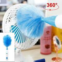 360-degree Rotating Electric Dust Remover & Cleaner Dust Wand Electric Duster