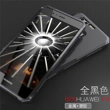 Metal Frame + Hard Hybrid PC back cover Shockproof case For iPhone SAM Elements