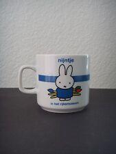 Dutch nijntje in het Rijksmuseum Miffy The Artist Coffee Mug Tea Cup Dick Bruna