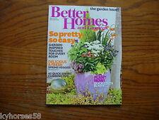 Better Homes & Gardens Magazine March 2014