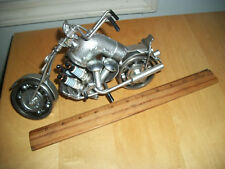 *NEW* Handmade Motorcycle Figure