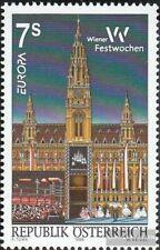 Österreich 2254 (kompl.Ausg.) postfrisch 1998 Europa