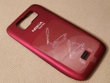 New (Never Used) Nokia OEM Back Cover Battery Door Housing for E63 - RED