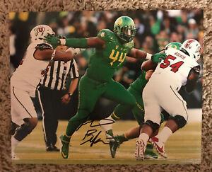 DeForest Buckner Signed Autographed Auto 8x10 Photo Oregon San Francisco 49ers