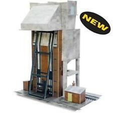 Superquick Coaling Tower Die-Cut Card Building Kit A12 00/HO Gauge SQA12