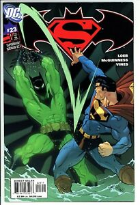 Superman Batman #23 VF- DC (2005) -1st Full App Of Batman Beyond