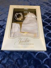 Franklin Mint The Jackie Doll Accessories Wardrobe Collector Bear Collection