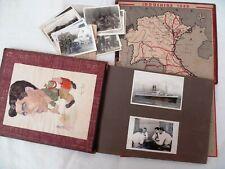 Album +200 photos légendées INDOCHINE 2° RTA TIRAILLEUR ALGERIEN 1948 ORIGINAL