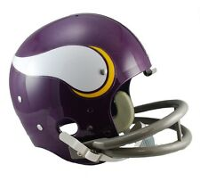 MINNESOTA VIKINGS 61-79 TK THROWBACK FULL SIZE FOOTBALL HELMET