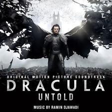 Ramin Djawadi - Dracula Untold (Original Soundtrack) [New CD] With Booklet