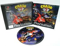 Crash Bandicoot 2 ~ PlayStation PS1 Black Label ~ PAL *Very Good Complete*