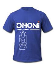 India Cricket MS Dhoni T-Shirt