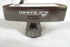 """LH - Odyssey White Ice D.A.R.T. Blade 34"""" Heel-Shafted Putter"""