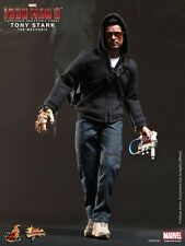 IRON MAN 3 - Tony Stark (The Mechanic) 1/6th Scale Action Figure (Hot Toys) #NEW