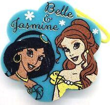 Disney Princess Belle & Jasmine Kids Children Bath-time Shower Fun Sponge