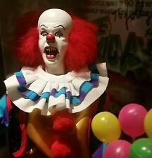 Pennywise 1/6th custom figure stephen king hot toys sideshow