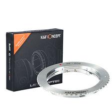 Adapter For Pentax K PK lens to Canon EOS Camera 700D 550D 600D 40D 50D 60D 7D