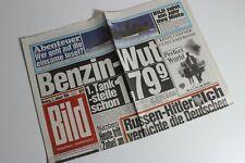 BILDzeitung 03.01.1994 Januar 3.1.1994 Geschenk 27. 28. 29. 30. Geburtstag