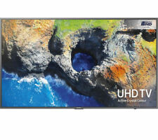 "Samsung UE40MU6120 40"" Ultra HD HDR 4K LED Smart Freeview TV Grade C 2578"