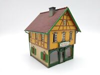Pola Shop with Internal Details & Working Lights - OO/HO - (see description)