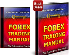 Forex Trading Manual Pdf eBook Free Shipping W/ Plr Mrr