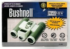 NEW Bushnell Imageview 11-1211, 10x25 Binoculars & digital Camera NICE!