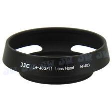 JJC Metal Lens Hood for Panasonic Lumix G 14mm f/2.5 & 20mm f/1.7 II ASPH Lens