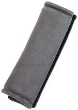 MEMORY FOAM SEAT BELT SHOULDER PADS (PAIR) GREY COLOR