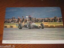 (208)=G.P. F.1 AUSTRIA 1964 DAN GURNEY BRABHAM BT 11=RITAGLIO=CLIPPING=FOTO=