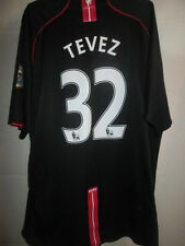 Manchester United 2007-2008 Tevez 32 on rear Away Football Shirt XXL /15446