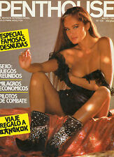 PENTHOUSE MAGAZINE 134 · APRIL 1989 · SPANISH EDITION
