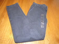 Hurley Womens juniors pants size 0 faded navy NEW surf skate school blue ^^