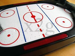 Electronic Air Hockey Game - With Sound and Lights, gifts