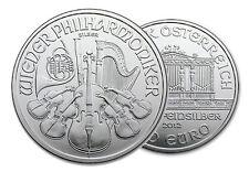 2012 Austria Vienna FILARMONICA 1,5 EURO.999 argento 1oz oncia silver