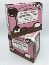Trader Joe's Dark Chocolate Covered Marshmallows (2 Pack) FREE SHIPPING