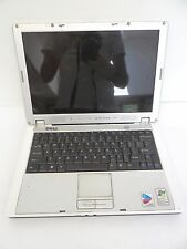 Used Broken Dell Inspiron PP07S Intel Centrino Windows XP Pro Laptop Computer