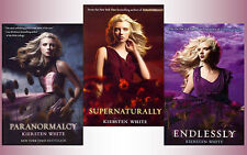 PARANORMALCY Series by Kiersten White PAPERBACK Set Books 1-3!