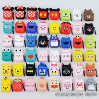 Disney 3D Cartoon For Apple AirPods 1&2 Earphone Protector Charging Case Cover