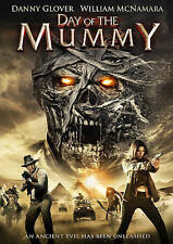 DAY OF THE MUMMY-DAY OF THE MUMMY  DVD NEW