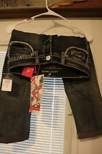 Girls Jeans Almost Famous Crops Size 3 New With Tags