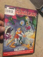 Dragons Lair (DVD, 2001, Playstation 2 Compatible)
