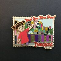 DLR - Wish You Were Here 2007 - Boo - Limited Edition 1000 Disney Pin 53527