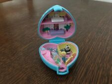 Polly pocket bluebird vintage 1993 refuge des pandas