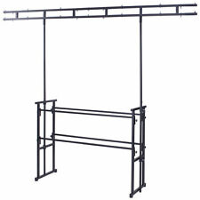 dj stand 4 foot table with lighting stand carry bag mobile disco goalpost deck