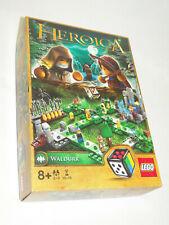 Lego 3858 Heroica die Wälder von Waldurk Spiel komplett mit Anleitung OBA + OVP