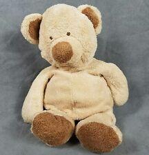 Ty Beanie Babies PLUFFIES Brown Bear Plush Toy Stuffed Animal